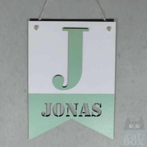 Wimpel catinabox Jonas - Bild 2