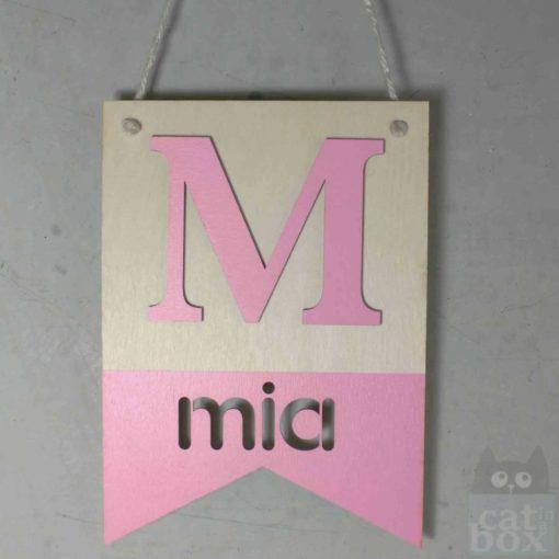 Wimpel catinabox Mia-Bild 1