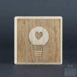 Holzwürfel Symbole negativ by catinabox.de - Bild7