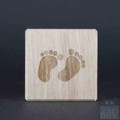 Holzwürfel Symbole positiv - Bild4