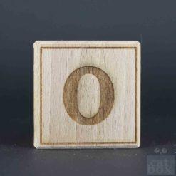 Zahl positiv Holzwürfel by catinabox.de - Bild1