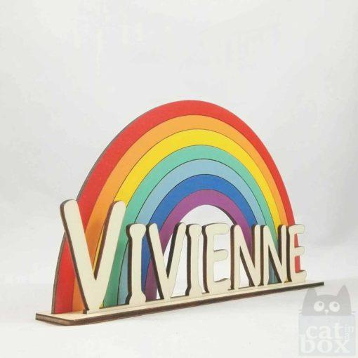 Aufsteller Rainbow seitlich 2 - catinabox.de