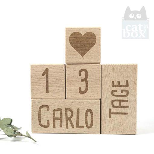 Meilensteinset Carlo