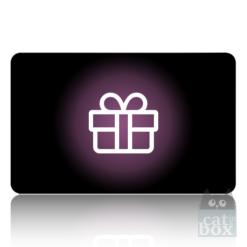 Geschenkgutschein von catinabox.de